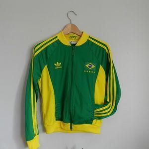 track jacket  Brasil